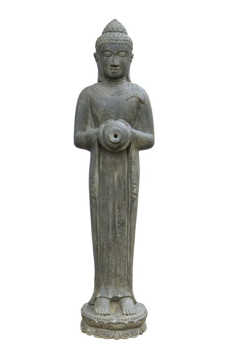 Picture of Buddha With Vascular As Water Feature (5ft)