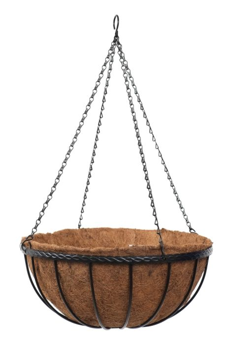 "Picture of Smart Garden 16"" Saxon Hanging Basket"
