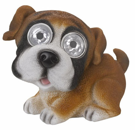 Picture of Dogs Bright Eye Solar Lights