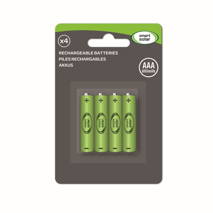 Picture of 1910120rc Aaa Rechargeable Batteries 400mah