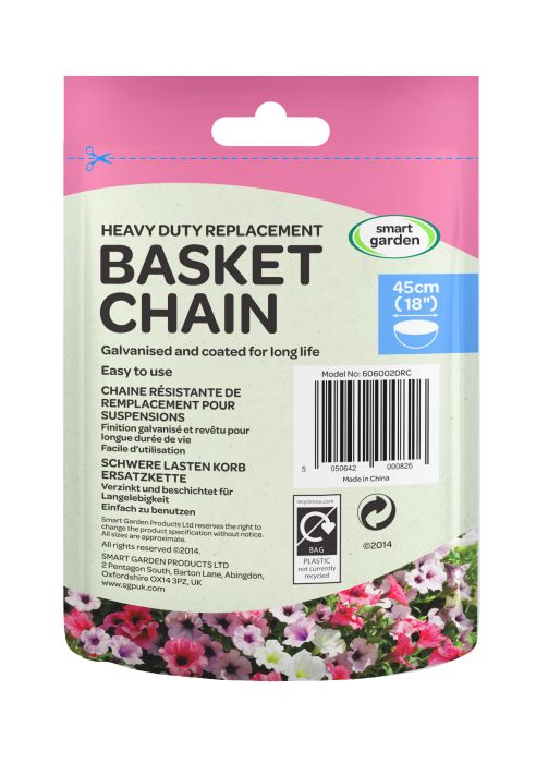 Picture of Heavy Duty Replacement Basket Chain
