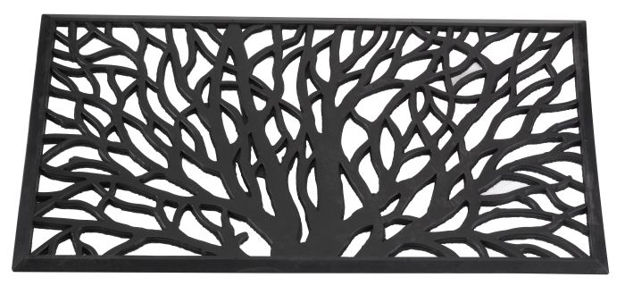 Picture of 5514005 WILD WILLOW RUBBER CAST MAT 45 X 75CM
