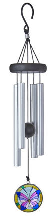 Picture of Butterfly Magic Windchime 53cm
