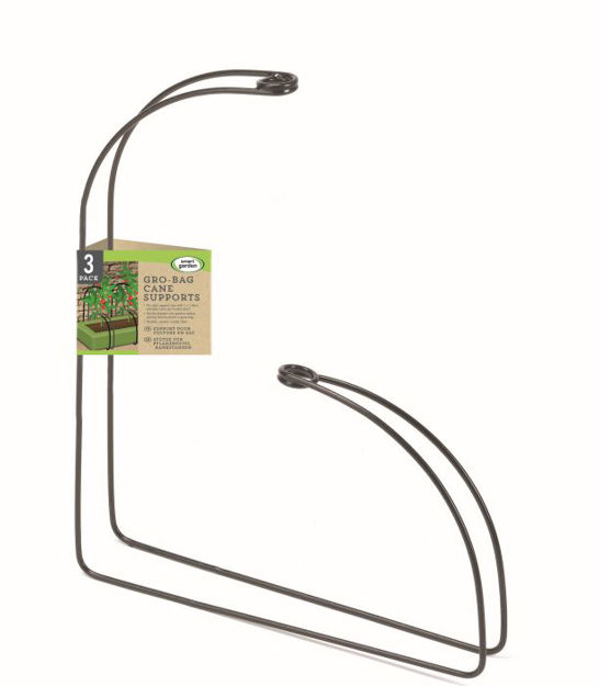 Picture of Growbag Cane Supports -  Triple Pack