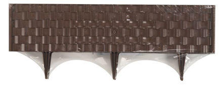Picture of Faux Rattan Edging 4-Pk