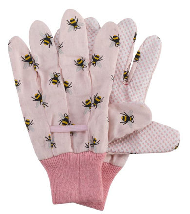 Picture of Cotton Grips - Bees Triple Pack Med