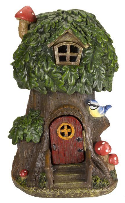 Picture of Elfin Oak Fairy House