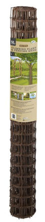 Picture of Climbing Plant & Fencing Mesh Brown
