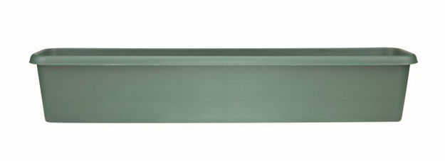 Picture of 80cm Terrace Trough Green