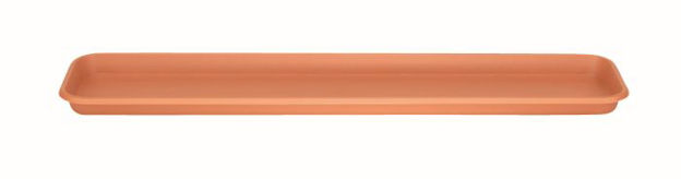 Picture of 100cm Trough Tray Terracotta
