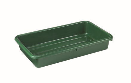 Picture of 38cm Seed Tray Extra Deep Dark Green