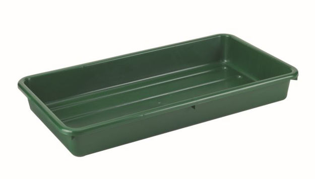 Picture of 52cm Seed Tray Extra Deep Dark Green