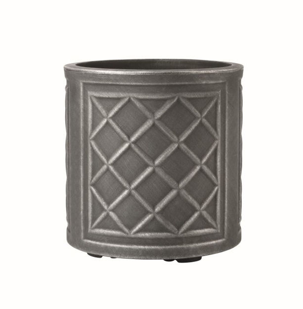 Picture of 32cm Round Lead Effect Pewter 239886