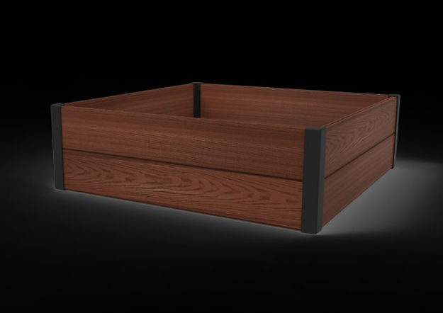 Picture of Maple Square Garden Bed 106x106x32cm