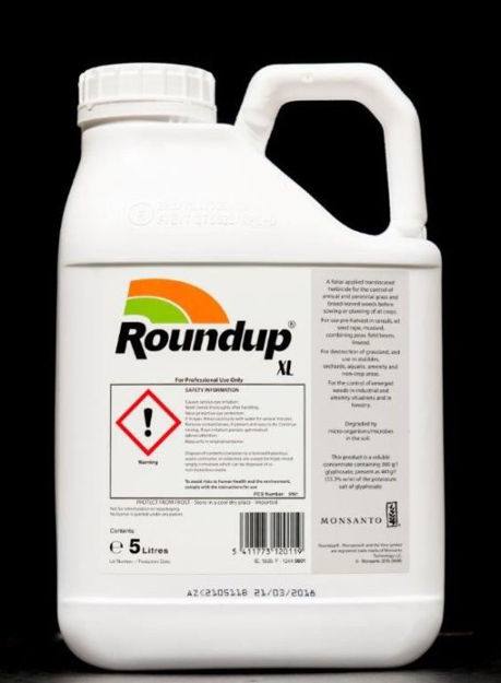 Picture of 5ltr Mosanto 360  Roundup Xl