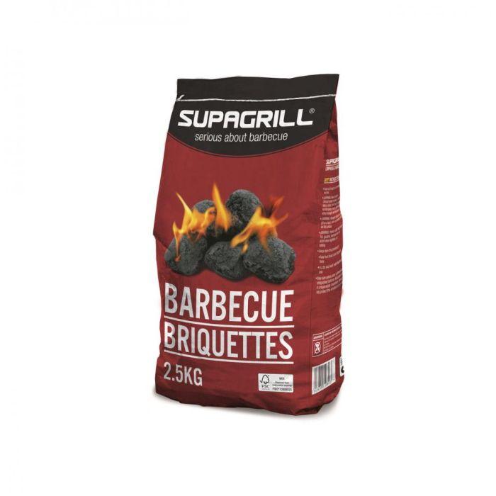 Picture of Charcoal Bbq  Briquettes - 2.5kg