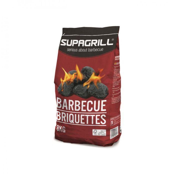 Picture of Charcoal Bbq Briquettes - 8kg