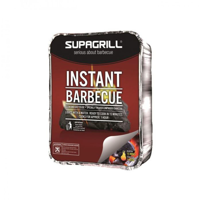 Picture of Instant Bbq Tray - Single