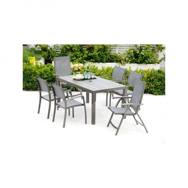 Picture of Solana 6 Seater Rectangular Dining Set