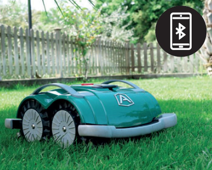 Picture of Ambrogio Green Line L60 Deluxe Robot
