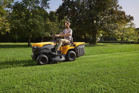Picture for category Tractor Mowers