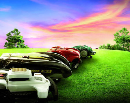 Picture for category Robot Mowers