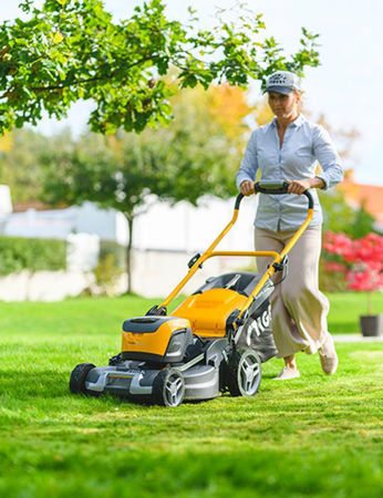 Picture for category Lawnmowers