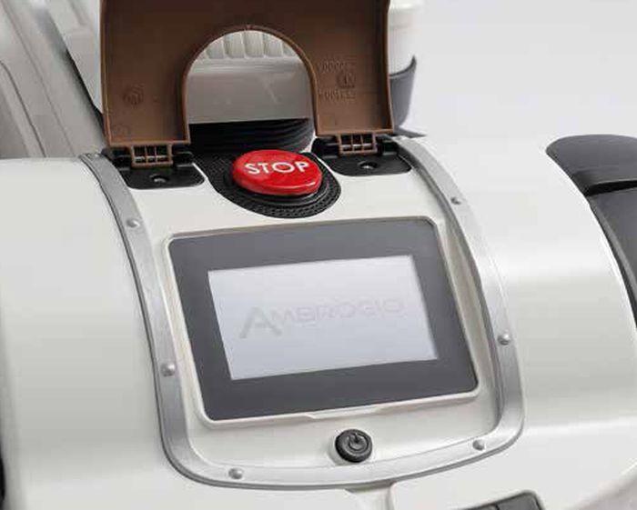 Picture of Ambrogio Nextline 4.36 Elite  Robot 6000sqm
