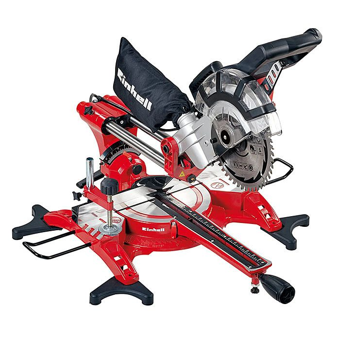 Picture of Einhell TC-SM 2131/D Dual Mitre Saw