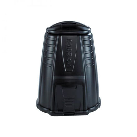 Picture of Ecomax Composter With Lid & Door 220lt