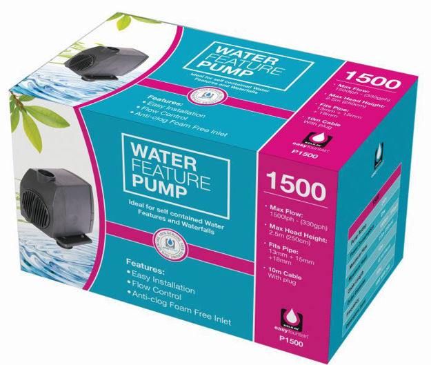 Picture of Water Feature Pump 1500