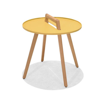 Picture of Nassau 50cm Round Side Table Hoy