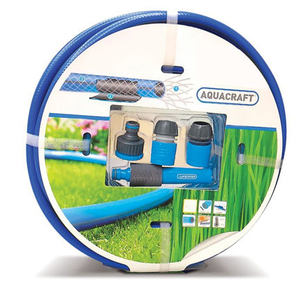 Picture of AquaCraft Classic 15M Fitted Garden Hose