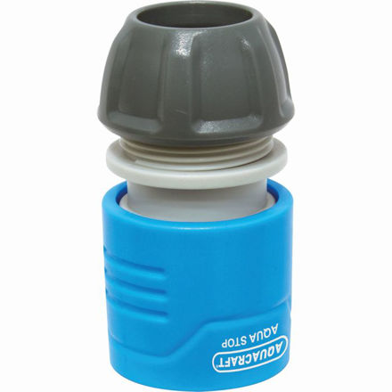 Picture of AquaCraft 1/2in Standard Water Stop Hose Connector