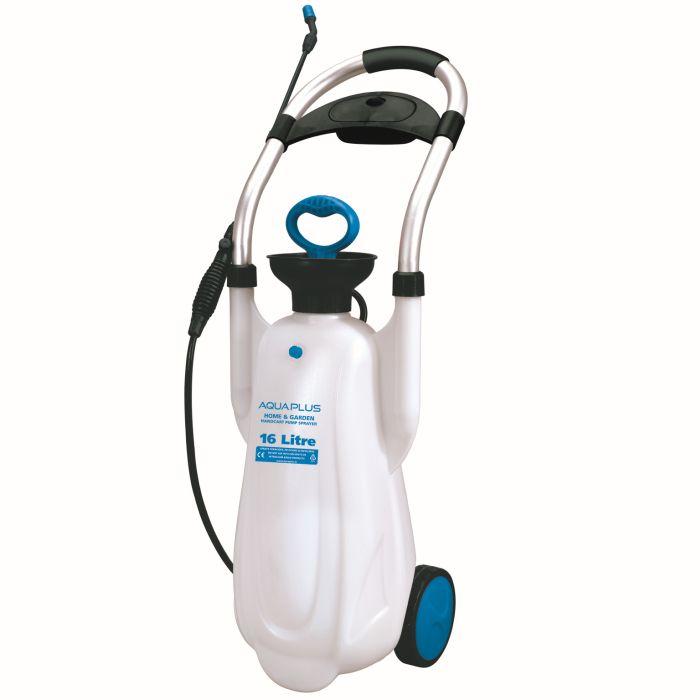 Picture of AquaPlus 16ltr Handcart Pump Sprayer