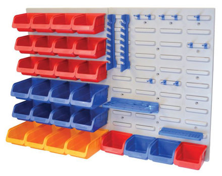 Picture of 43pce Wall Storage Kit