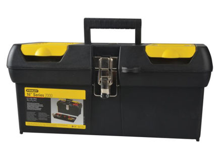 Picture of Stanley Metal Latch Toolbox 41cm (16in)