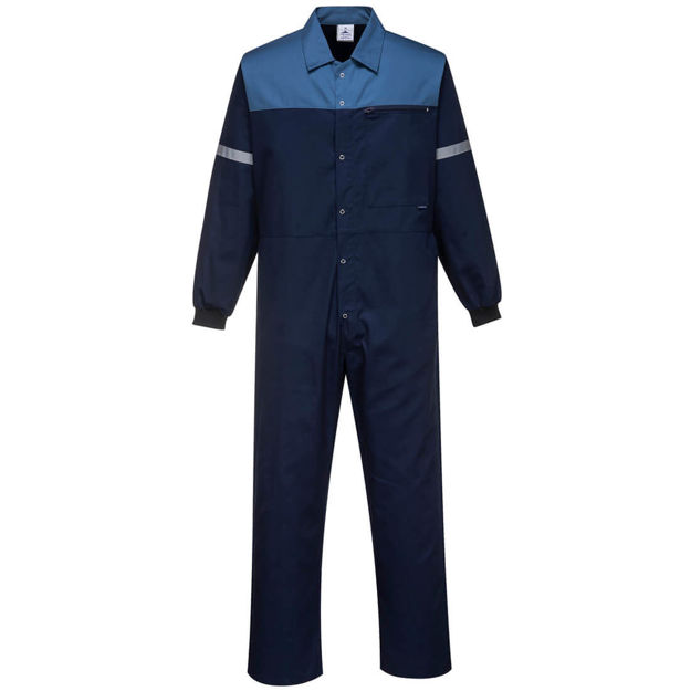 Picture of 8140nar Farmers Boiler Suit