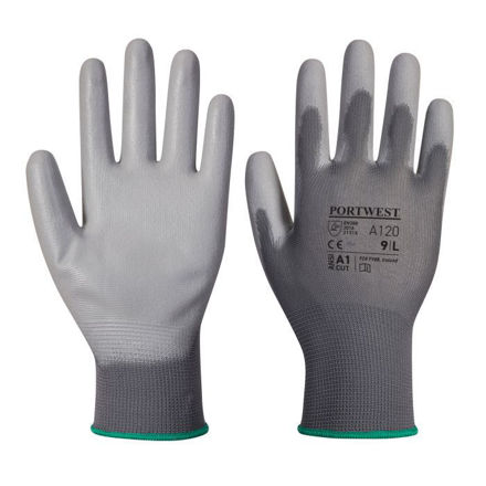 Picture of A120grr Pu Palm Gloves