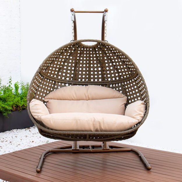 Picture of DOUBLE EGG CHAIR