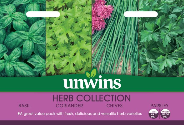 Picture of Unwins Herb Collection Pack