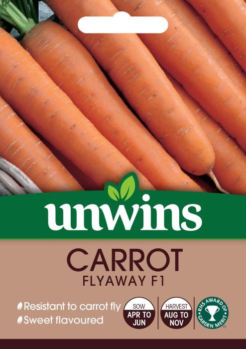 Picture of Unwins Carrot Flyaway F1