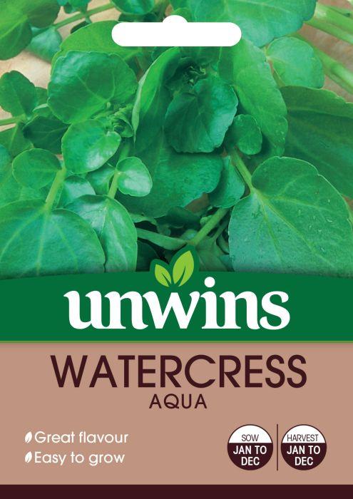 Picture of Unwins Watercress Aqua Vegetable