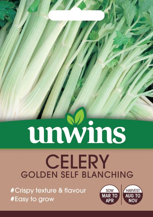 Picture of Unwins Celery Golden Self Blanching