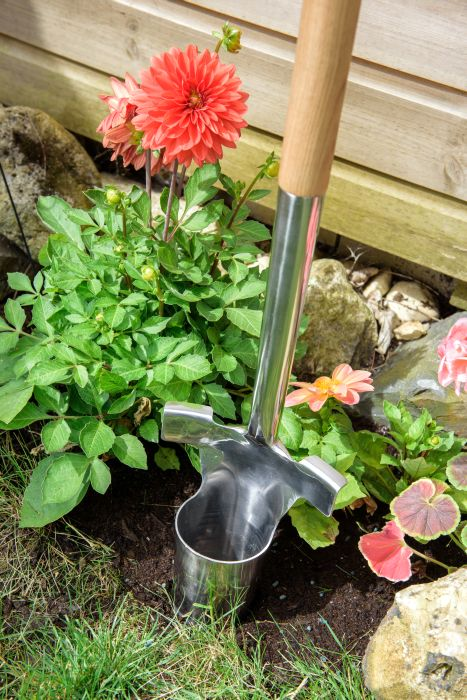 Picture of Stainless Steel Long Bulb Planter