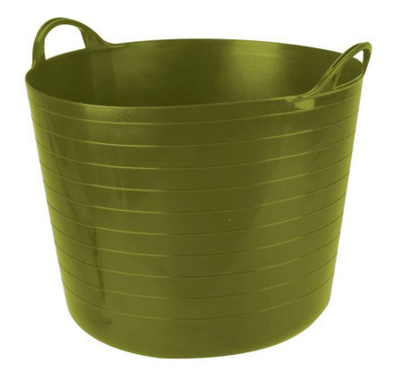 Picture of Flexi Tote 40 litre container with lifting handles