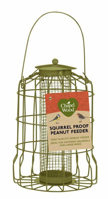 Picture of Squirrel Proof Peanut Feeder