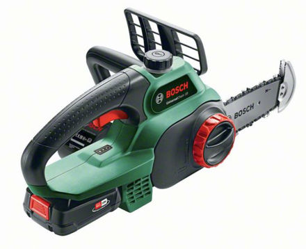 Picture of Bosch Cordless 18v Li Battery Chainsaw 20cm