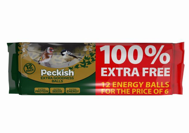 Picture of 60051412 PK ENERGY BALL 6+6 FREE EXTRA GOODNE