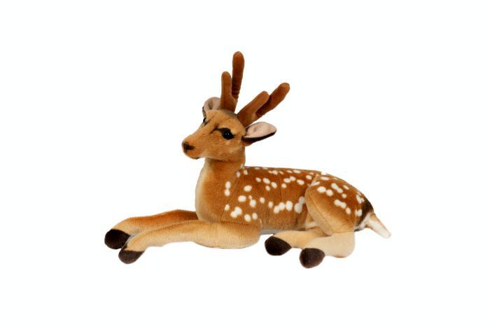 Picture of Plush Lying Deer 50cm